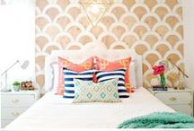 Bedroom / by Colourful Carla