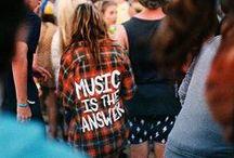 Music is my boyfriend / Music is my refuge  / by Abigail Ann Jorgensen