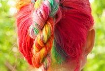 Hair and Hairstyles / Hair can be so beautifully styled ! / by Andreas Felis - Englisch Nachhilfe Pforzheim