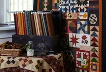Quilt Shops / by BumbleberryStitches