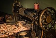 Sewing Machines / by BumbleberryStitches