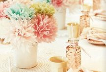 get this party started ... / party favors, menus, invites and all the other general good stuff / by catherine s