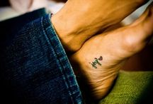 Ink it / tattoo ideas... for inspiration, some in memory of my sister and my dad / by Lisa Malleus