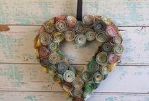 Crafts & DIYs / by Kathryn (Singing Through the Rain)