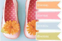 color me happy / color combos to make the heart smile / by catherine s