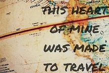 Let Me Grab My Passport / Oh, the places I'd go...if I had the money, of course / by Rachel Schmitt