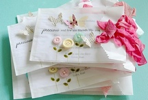 it's all in the { handmade } cards / gorgeous hand crafted cards with a taste of scrappy inspiration / by catherine s