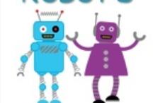 Kids - Robots / by Ginny J