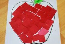 Kids - Apple Unit / by Ginny J