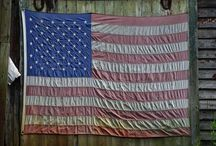The Star Spangled Banner / by KayJayBeePee