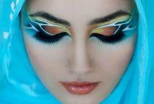Nails & Makeup / Extreme, beautiful, fun, and tutorials / by Sarah Councell