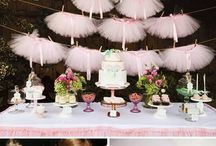 get this party started ... ballerina party / all things ballet party / by catherine s