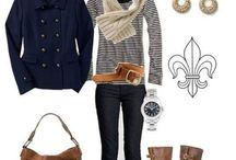 Cute Clothes / by Kirsten Zmerzlikar
