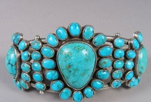 Beautiful Turquoise / One of the beautiful stones God ever created....love it more than diamonds, ruby's or any other stone. / by Rita Diffenauer