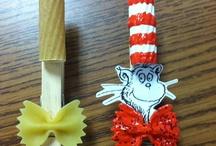Dr. Seuss  / by Jordanna Egan