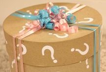 Gender Reveal Ideas / by Elizabeth Catalanotto