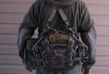 B@G OUT / Tactical bags, gear, and influence / by Adam Deming