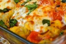 Food: Main Dish Recipes / by House Of Joyful Noise