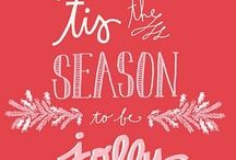 :: Tis The Season :: / ~Christmas decor / by Anna Tausend