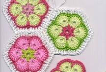 Crocheting/Knitting / by Linda Clark
