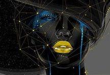 #illustration / by Bruno Carvalho