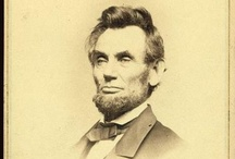 Abraham Lincoln / by Jeremy Aronson
