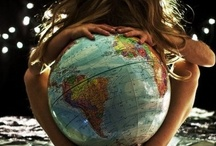 *** I want to see the world *** / Its always been a dream of mine to see the world.  Join me in a journey around the world to discover what it has to offer. / by Livia Varzarus