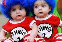 Kids Costumes / Inspiration for Halloween, dress-up time, or anytime your child needs a clever, cute, or quirky costume. / by Cloud b