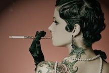 Tattoos and Piercings <3  <3  / by Heather Pope