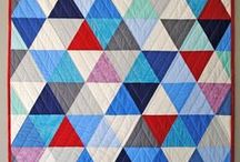 Quilts - blankets - inspiration / by Ariane at Spilled Milk Cakery