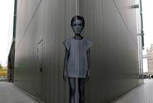 Street art / by lisa : lovatt : earnshaw