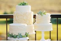 Wedding Cakes / Our favorite wedding cake ideas. Discover beautiful wedding cake styles, wedding cake toppers, and plenty more delicious inspiration.  / by Project Wedding