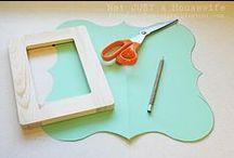 Crafty Crafts / by Cassie Kroush