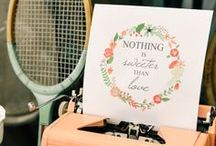 Guestbook Ideas  / by Project Wedding