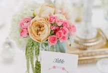 Garden Wedding Ideas / Ideas and inspiration for garden weddings!  / by Project Wedding