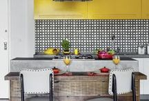kitchens / I love cooking and working in the kitchen, and most of all love designing kitchens that work!