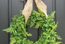 Wreaths / by Marilyn Shannon