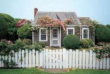 Shingle Style Cottages / by Eileen Winters