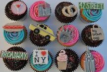 Cupcakes / Can't get enough of these. Little gems and tas---ty / by Eileen Winters