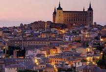 *Awesome Spain  / Scenery of Spain  / by Nobuo Tsuchiya