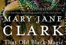 Mary Jane Clark's Books / by Eileen Winters