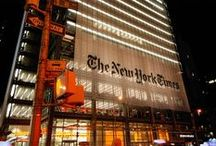 New York Times / by Eileen Winters