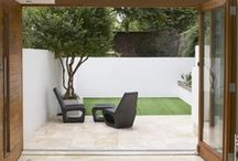 Exteriors / Courtyards / Patios / by Jessica Stoppe