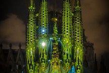 Awesome Barcelona / by Nobuo Tsuchiya