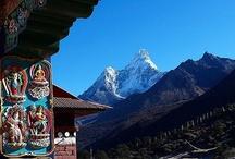 Awesome Nepal, Bhutan, Tibet / by Nobuo Tsuchiya