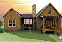 Cabin Ideas / by Angi Tynes
