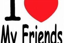 Friendship is like string... / by Sarha Buzi