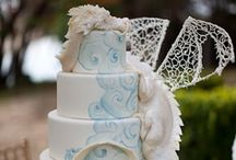 Cakes Cakes and more Cakes / by Wedding Sites and Services