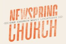 newspring / by April Smith