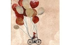 illustration / by Julia Collard